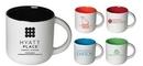 Custom 14 Oz. White Matte Mug