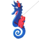 Custom Walking Pet Seahorse w/Leash