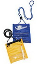 Custom Neck Wallet W/ Top Zipper And Adjustable Cord, 6