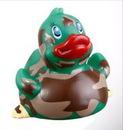Custom Rubber Camo Classic Duck, 3 1/2
