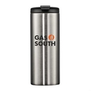 Custom The Renzi Double Wall Tumbler - 12oz Silver, 2.75