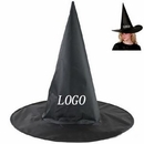 Witch Hat & Custom-Made Halloween Cosplay Gift, 7 1/2