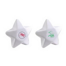 Custom Star Shaped Stress Reliever, 2.5