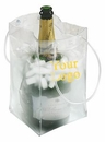 Custom Collapsible Champagne Cooler Ice Bag