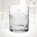 Custom Bourbon Street DOF Glass 15oz, 4