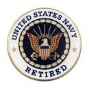 Custom Military - U.S. Navy Pin, 1