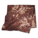 Custom 100% Cotton Brown Tie Dye Bandanna (Import) 22