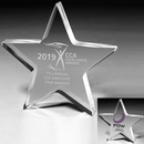 Custom Star Acrylic Laser Engraved Paperweight (5