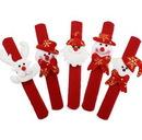 Custom Christmas Slap Bracelet, 8.66