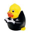 Custom Rubber Priest Duck