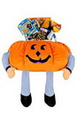 Custom Jumbo Jack O Lantern Toy Filled Plush