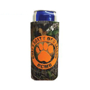 Custom Mossy Oak Camo Premium Collapsible Foam 12oz Michelob Ultra Can Insulator