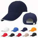 Custom Cotton Outdoor 6-Panel Baseball Cap, 7