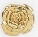 Custom Rose Stock Cast Pin