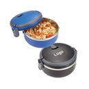 Custom Round Insulated Lunch Box, 6