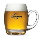 Custom Addison Beer Stein - 16oz Crystalline