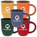 Custom Hilo Satin 14 Oz. Mugs, 3.5
