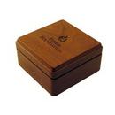 Custom Hinged Lid Ring Box, 4