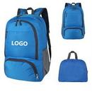 Custom Light Weight Foldable Backpack, 19 3/5
