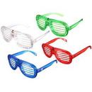 Custom Shutter LED Glasses, 5.7