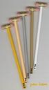 Custom Pen-Ham #2 Double Eraser Pencil