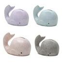 Custom Whale - Unique Mini Hand Painted Ceramic Bank, 6