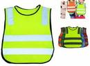 Custom Kids Reflective Safety Vest, 18 1/2