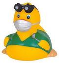 Custom Rubber Dentist Duck, 3