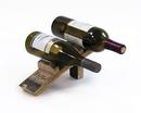 Custom Stave Double Bottle Holder - Ramp Design, 12