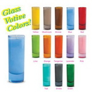 Custom 2 oz - Hand-Mixed-Poured 100 percent Renewable Soy Wax Candle in Translucent Color Glass Votive, 4