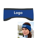 Custom Polar Fleece Headbands With Ear Protection, 23 5/8