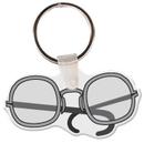 Custom Eyeglasses Symbol Key Tag