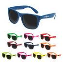Custom Solid Color Classic Sunglasses
