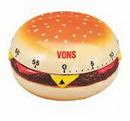 Custom Hamburger 60 Minute Kitchen Timer