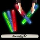 Custom Multi Color LED Light Up Batons