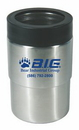 Custom Stainless Steel Vacuumed Insulated Can Holder, 3