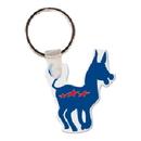 Custom Donkey Animal Key Tag