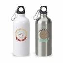 Custom Cutom Logo Water Bottle, 22 oz. Stainless Steel Photo Bottle, Travel Bottle, Coffee Bottle, 8.5