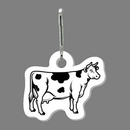 Custom Cow (Right) Zip Up