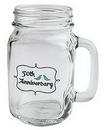 Custom Drinking Jar W-Handle