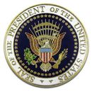 Custom U.S. Presidential Seal Pin, 1