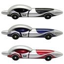 Custom Black Race Car Pen