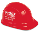 Custom OSHA Certified Hard Hat w/ Decal on 2 Sides & Back