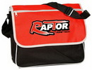 Custom Utilitarian Messenger Bag