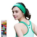 Custom Fabric Sport Headband, 8 3/5