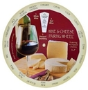 Custom Wine & Cheese Pairing Wheel