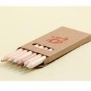 Custom Recycled Crayon 6PCS Set, 3.5