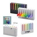 Custom Multi-Purpose Rainbow Colored Hook, 3.5