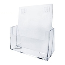 Custom Wall/ Counter Letter Holder In Clear, 8 3/4