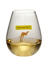 Custom 4 Oz. Plastic Stemless Wine